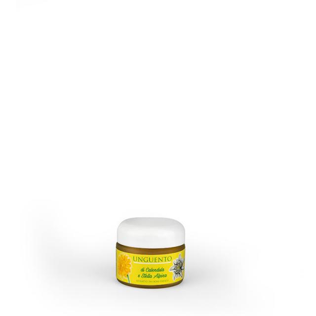 Unguento di Calendula e Stella Alpina 30 ml